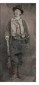 billy the kid death