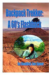 Backpack Trekker: A 60's Flashback